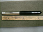 PARKER 51 AEROMETRIC FILL FOUNTAIN PEN BLACK
