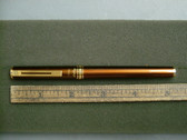 ROSE GOLD BELAGE MUSIC FOUNTAIN PEN WITH MUSIC NIB