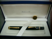 PELIKAN M800 LIMITED EDITION GOLF FOUNTAIN PEN AND MATCHING BALL MARKER