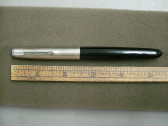 Parker 51 Fountain Pen Aerometric Fill Black