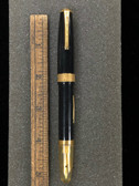 Imperial Double Ended Nib Fountain Pen