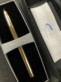 Cross Classic Century Gold Filled Fountain Pen New in Box