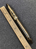 Sheaffer No. 3 Long Junior Fountain Pen Brown Striated