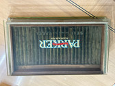 PARKER ORIGINAL VINTAGE COUNTER TOP SHOWCASE