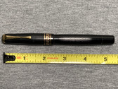 WYVERN #80 LARGE HARD RUBBER FOUNTAIN PEN SUPERB
