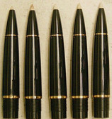 SHEAFFER SKRIPTSERT FIBERTIP SECTIONS