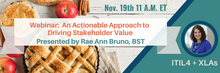 An Actionable Approach to Driving Stakeholder Value