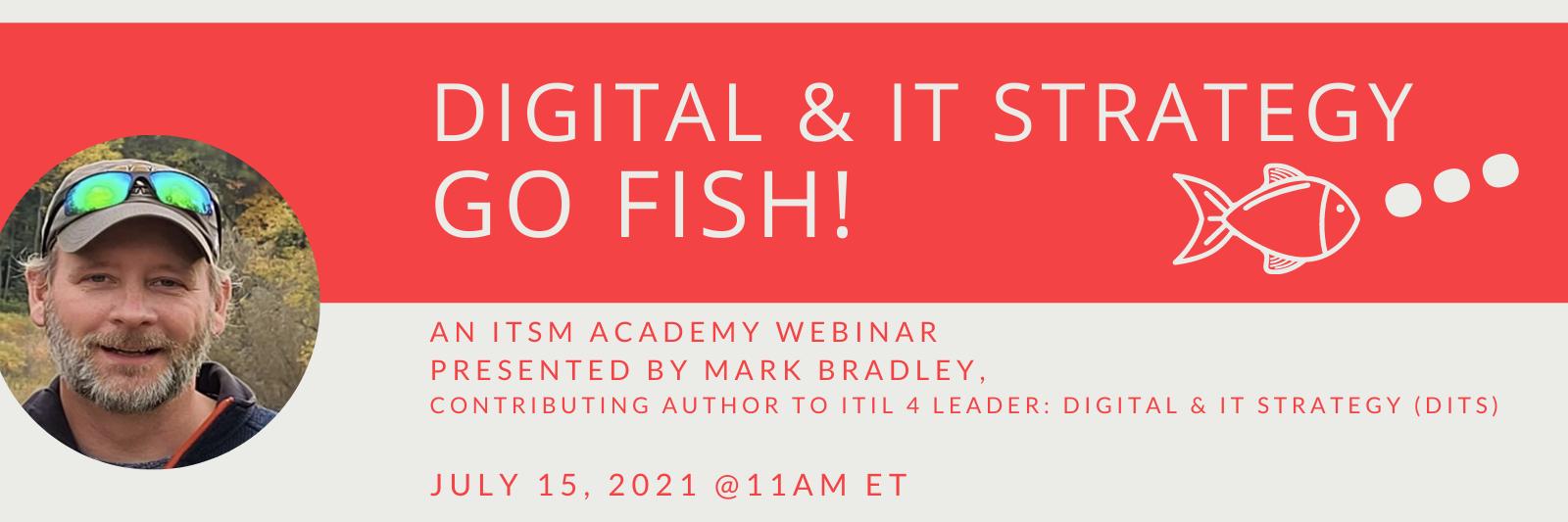 Digital & IT Strategy - Go Fish!
