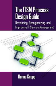 The ITSM Process Design Guide - Book