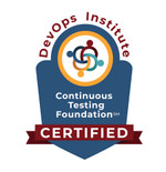 Continuous Testing Foundation (CTF) - Accredited DevOps Institute Certification Training