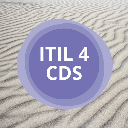 ITIL Specialist Create Deliver Support