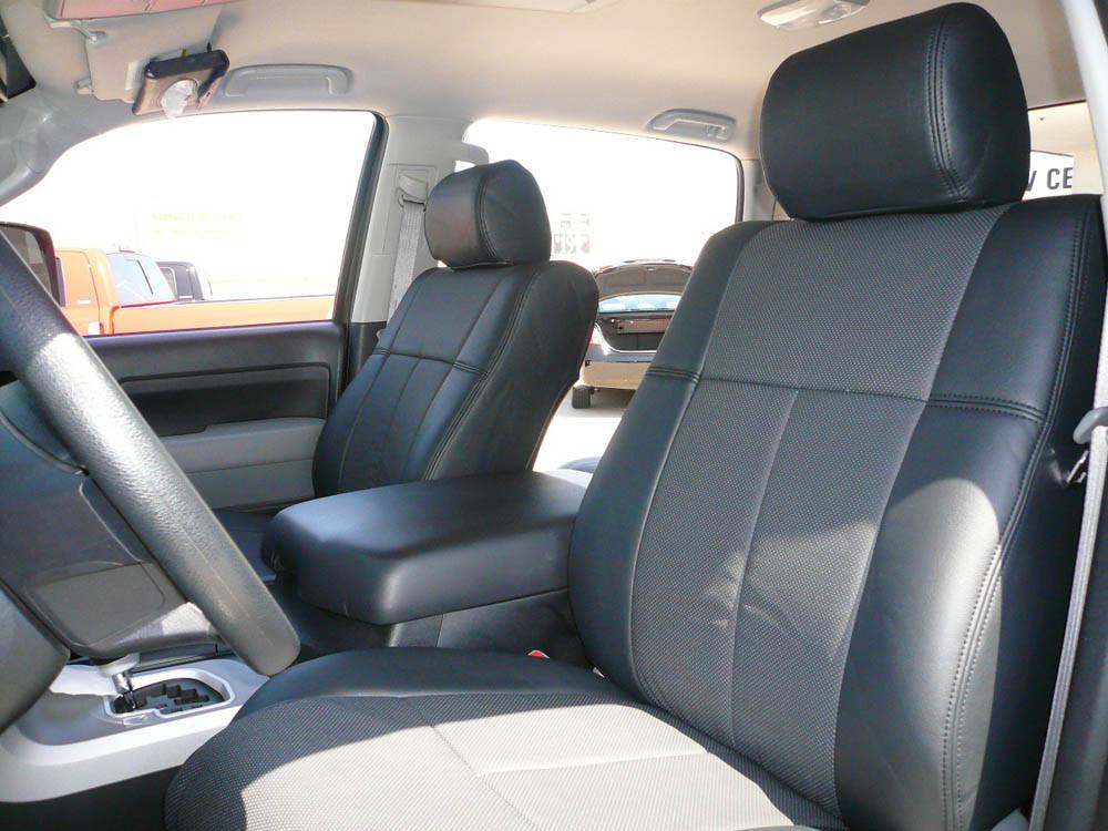 Toyota Tundra Seat Covers >> Clazzio Seat Covers Toyota Tundra