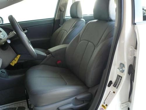 Prius Clazzio Seat Cover Black / Black / Black Leather