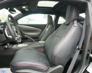 Clazzio Seat Covers - Photo does not necessary indicate and represents the specific car make and model.