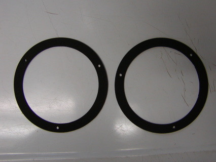 Gasket for Tail light lense 1961-early production 65 Trucks SOLD AS SET