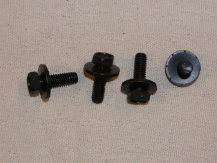Fender bolts #E9756 are used to connect the fender to the body 5/16-18x1 7/8 washer O.D. 1/2 inch Hex head