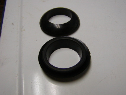 Gas filler Grommet came from the factory ON ALL 1961-1971 DODGE SWEPTLINE AND UTILINE TRUCKS D100, D200, W100, and W200 may fit others 1 Each