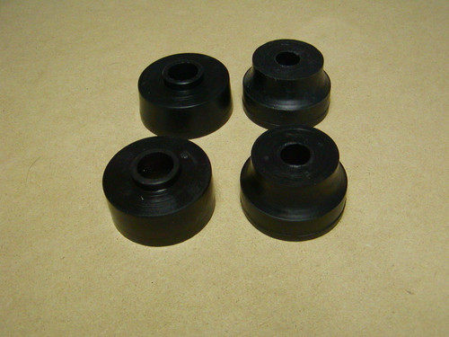 Rear cab mounts for the Sweptline Trucks 1961-71 SOLD AS SET