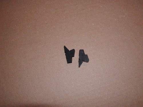 Very little cutting need to make it fit your door. SOLD AS SET