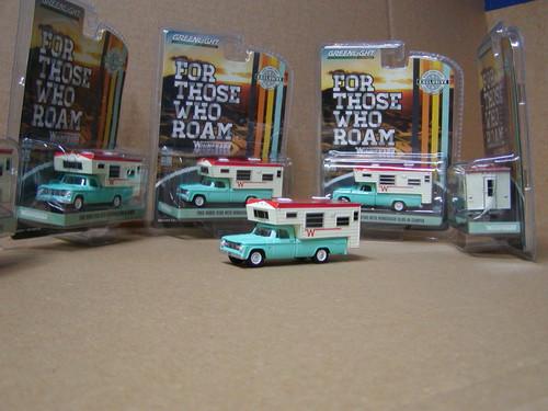 1965 1:64th Scale Dodge Truck