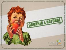 Organic and Natural 2012