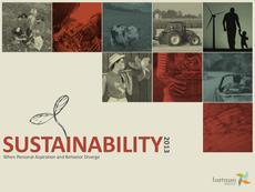 Sustainability 2013