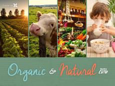 Organic & Natural 2016