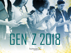 GEN Z 2018: Today's Teens — Tomorrow's Adults