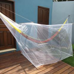 Sunnydaze XL Hammock Mosquito Net