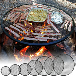 "24"" Fire Pit Cooking Grill"