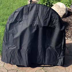 "Sunnydaze 40"" Log Hoop Cover"