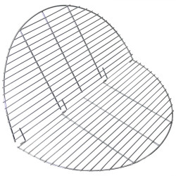 """40"""" Folding Chrome Plated Cooking Grate"""