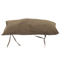 Sunnydaze Hammock Pillow - Walnut