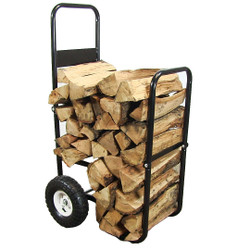 Sunnydaze Firewood Log Cart Only