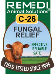 Turbo Fungal Relief for Cattle, C-26