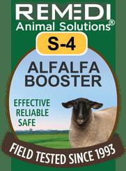 Sheep Alfalfa Booster