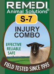 Turbo Injury Combo, S-7