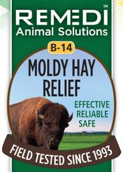 Moldy Hay Relief, B-14