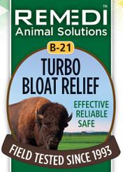 Turbo Bloat Relief, B-21