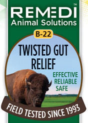 Twisted Gut Relief, B-22