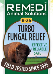 Turbo Fungal Relief, B-26