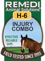 Turbo  Injury Combo for Horses, H-6