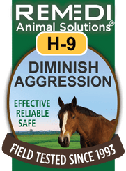 Diminish Aggression for Horses, H-9