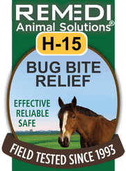 Bug Bite Relief for Horses, H-15