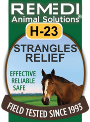 Strangles Relief for Horses, H-23