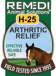 Arthritic Relief for Horses, H-25