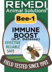 Immune Boost (Homeopathic Prophylaxis), Bee-1
