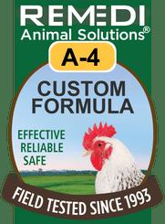 Custom Poultry Formula, A-4