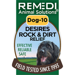 Desires Rock & Dirt Relief Dog Spritz