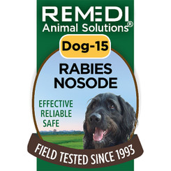 Rabies Nosode Dog Spritz